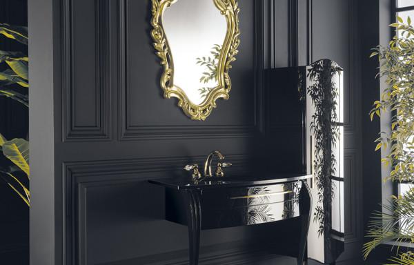 CRISTALLO 3015 BLACK & GOLD